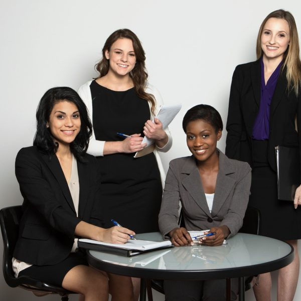 Diverse Group of Businesswomen